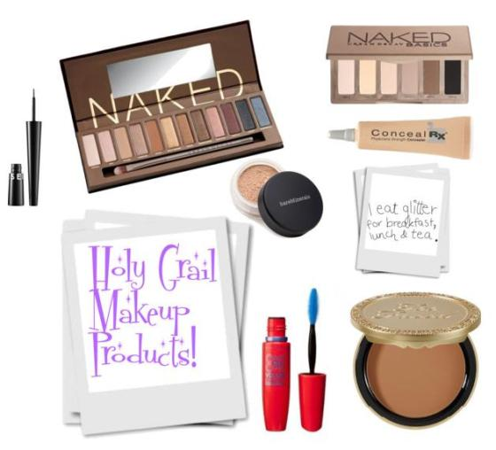 HolyGrailMakeupProducts