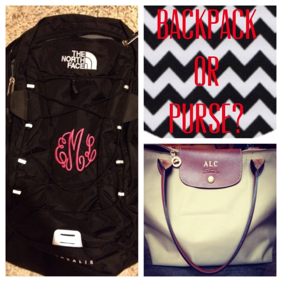Backpack or Purse