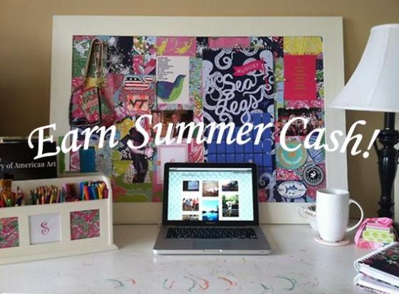 Earn Summer Cash
