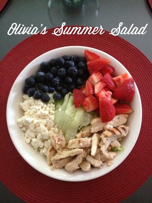 Olivias Salad