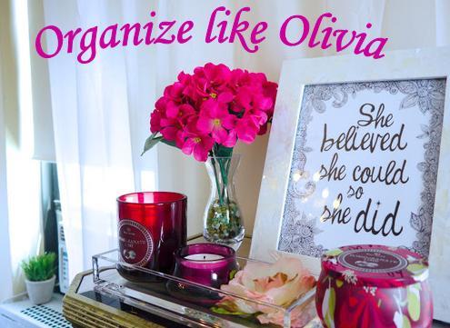 Organize Like Olivia