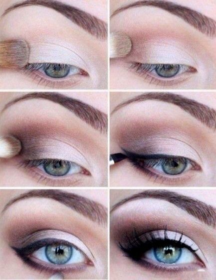 Fall Makeup Eye Look