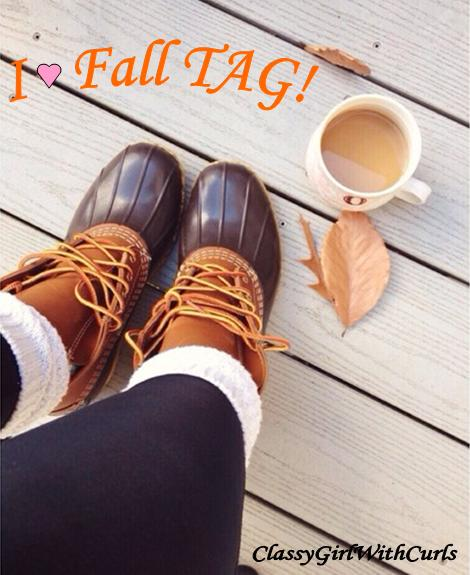 I Heart Fall TAG