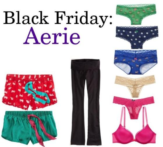 Black Friday Aerie