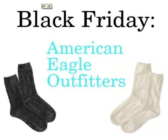 Black Friday American Eagle