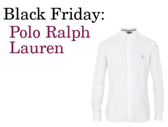 Black Friday Polo