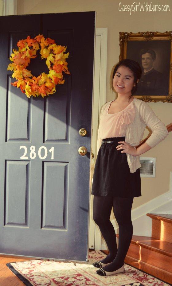 Julia Fancy Door