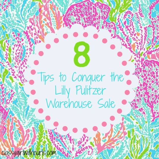 Lilly Pulitzer Warehouse Sale Tips