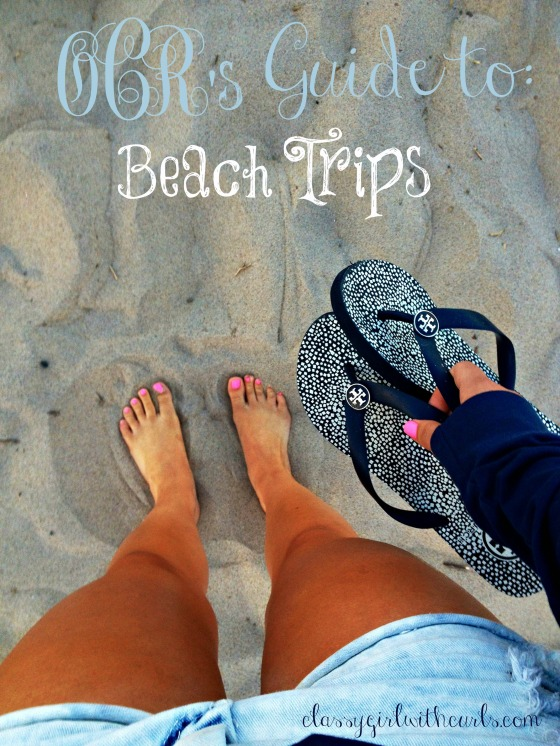 OCR's Guide to Beach Trips