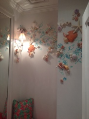 Sea Shells Dressing Room
