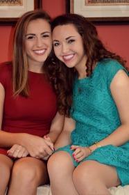 Alyssa & Olivia