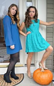 Megan & Olivia