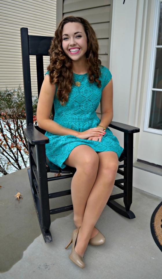 ~Olivia~ Dress: {Forever 21} and Heels {Target}