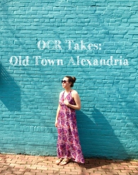 OCR Takes Old Town Alexandria