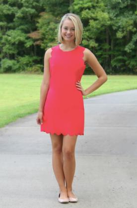 Bringing Sassy Back Dress