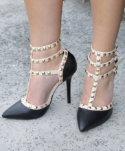 Sugar and Spice Heels