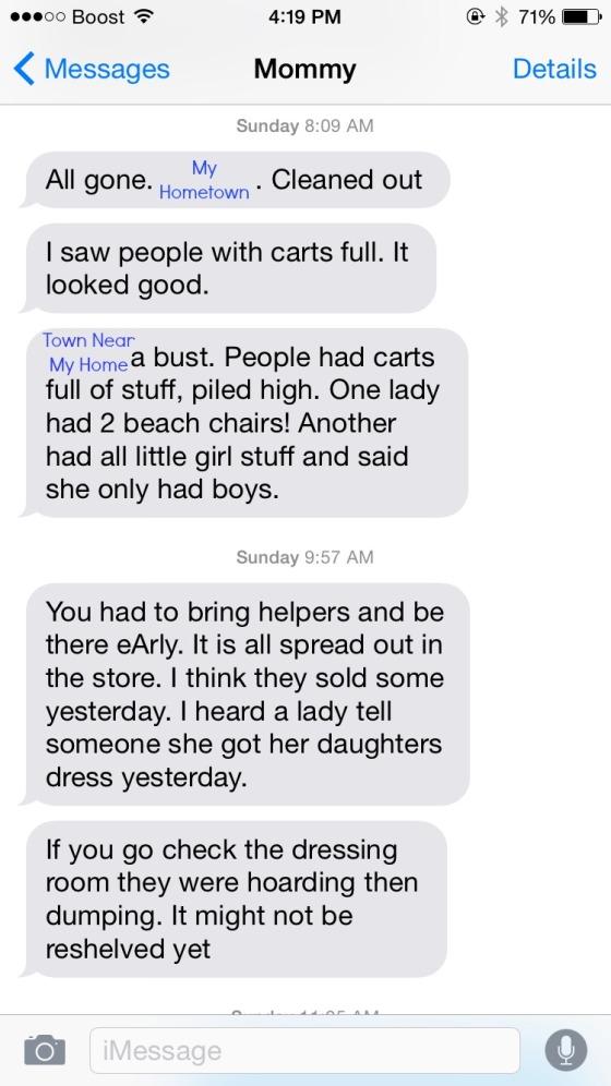 Mom text #1