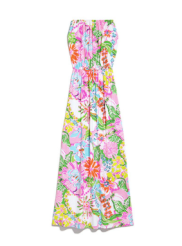 Strapless Maxi Dress: Nosie Posey ($34)