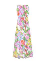 Strapless Maxi Dress: Nosie Posey ($34)