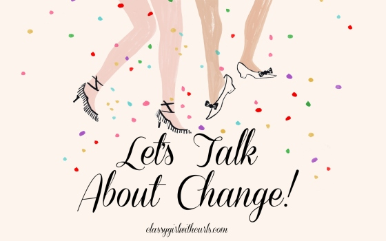 Let's Talk About Change