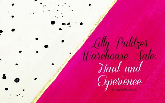 Lilly Warehouse Title