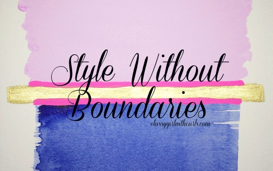 Style Without Boundaries