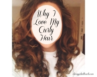 Why I Love My Curly Hair