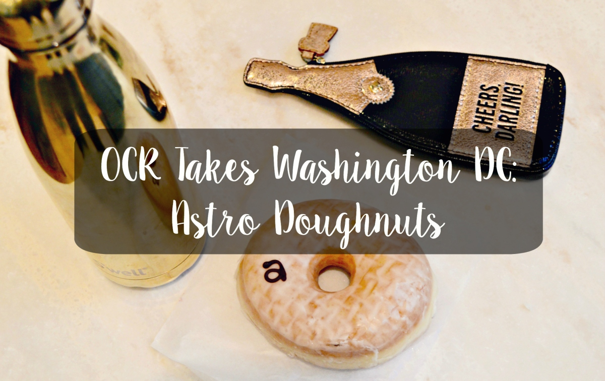OCR Takes Washington DC: Astro Doughnuts